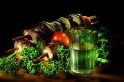 Больше алкоголя - больше еды