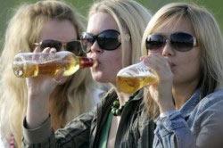 Вред пива на женский организм