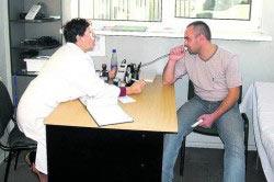 Прохождение медицинского освидетельствования