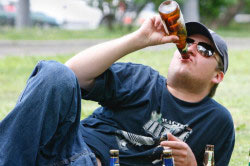 Распитие пива