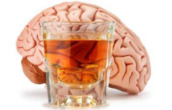 Пагубное влияние алкоголя на головной мозг
