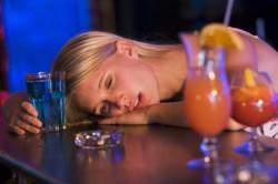 Пагубное влияние алкоголя