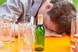 Пьянство на рабочем месте