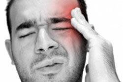 Головная боль от похмелья