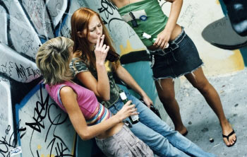 Самоутверждение подростков