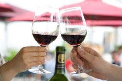 Вино за трапезой