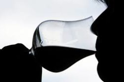 Употребление вина