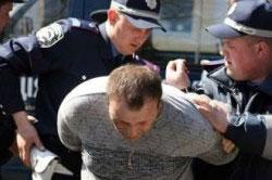 Арест за вождение в нетрезвом виде