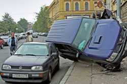 ДТП по вине пьяного водителя