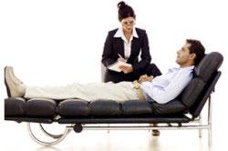 Лечение у психолога