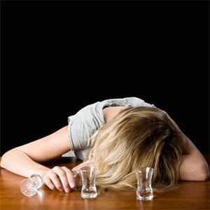 Выведение алкоголя у женщин