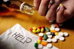 Алкогольные напитки и таблетки
