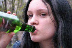 Пиво вредно для подростков