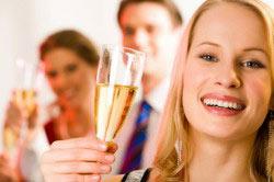 Алкоголь на вечеринках