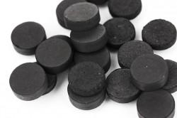 Очищение организма с помощью активированного угля