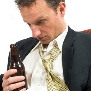 Разгар алкоголизма