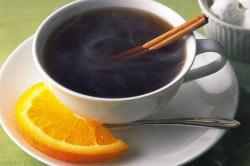 Крепкий сладкий чай для выведения алкоголя из крови
