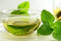 Чай с мятой от похмелья