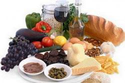 Продукты для средиземноморской диеты