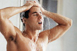 Контрастный душ