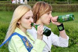 Привыкание к алкоголю в подростковом возрасте
