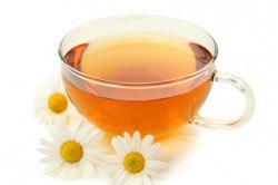 Чай из ромашки от похмелья