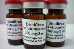 Препарат Дисульфирам для кодирования от алкоголизма