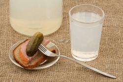 Отравление самогоном