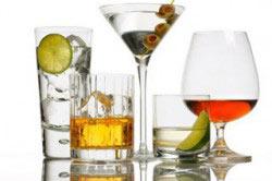 Смешивание алкоголя