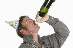 Употребление спиртного