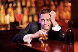 Алкогольное опьянение перед поездкой