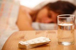 Лечение бессонницы гидазепамом