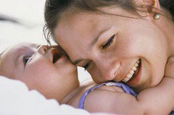 Материнское счастье