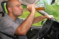 Пьянство за рулем