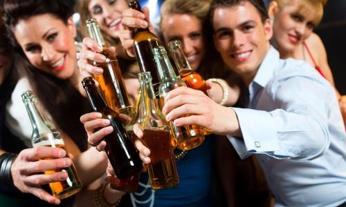Ежедневное употребление пива