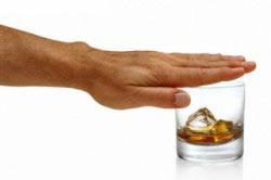 Сознательное подавление влечения к алкоголю
