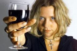 Нарушения координации движения при средней степени алкогольного опьянения