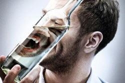 Алкоголь может вызвать галюцинации
