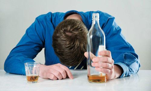 Употребление спиртного во время терапии