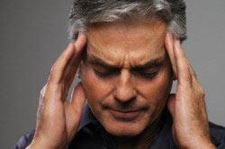 Головная боль как признак сильного опьянения