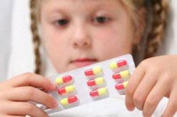 Противопоказание применения Сиофора в детском возрасте