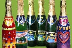 Детское шампанское, как приучение к алкоголю с раннего возраста