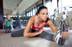 Физические нагрузки при болезни