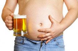 Вред от пива для мужского организма