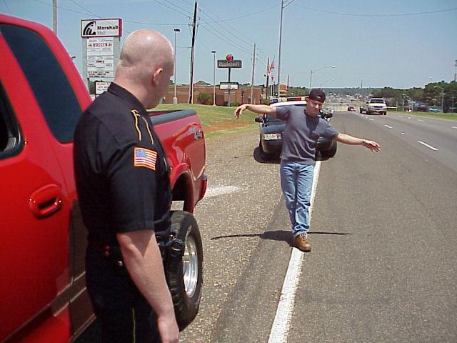 Нарушение координации движений у водителя