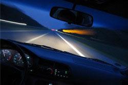 Нарушение в ночное время - увеличение штрафа на 33%