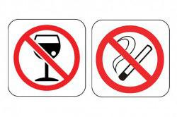 Людям, у которых удален желчный пузырь, следует отказаться от алкоголя и курения