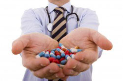 Курс лечения таблетками