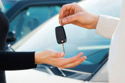 Взятие автомобиля напрокат