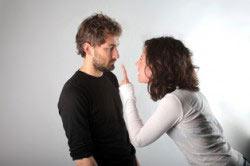 Ссоры и скандалы между мужем и женой